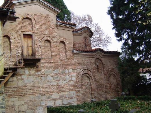 Боянская церковь относится к эпохе Средневековья