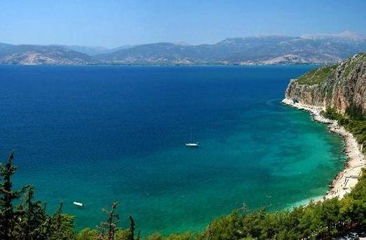 Часть рек Болгарии впадают в Эгейское море, протекая по греческо-турецкой границе