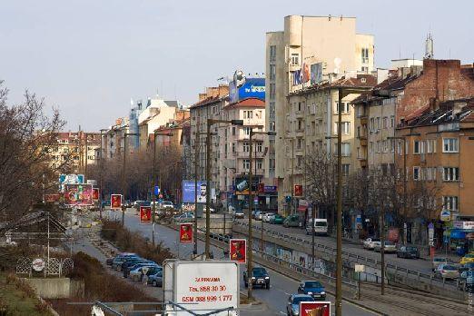 В Софии нет как такоговог центра города