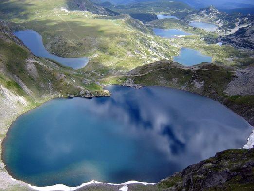 Реки и озёра Болгарии занимают солидную часть территории страны