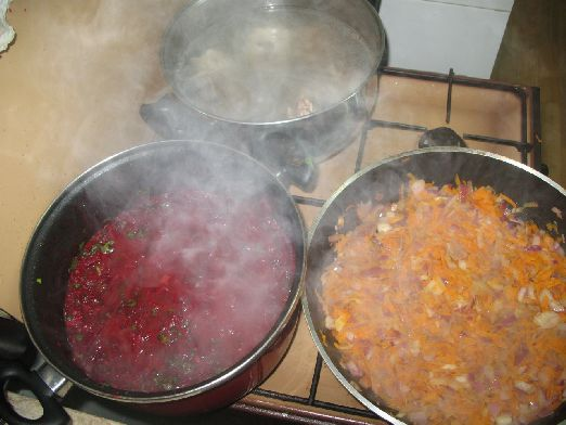 Вареная свекла рецепт пошагово