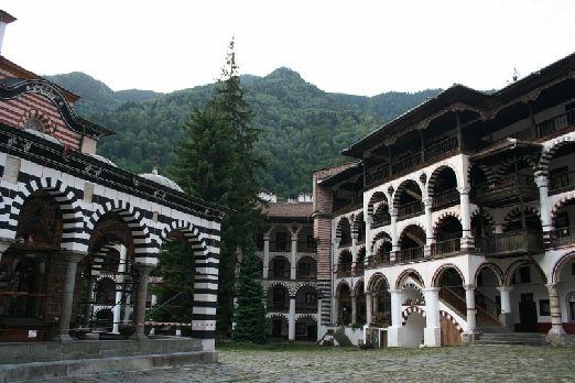 Мужской монастырь Иоанна Рильского