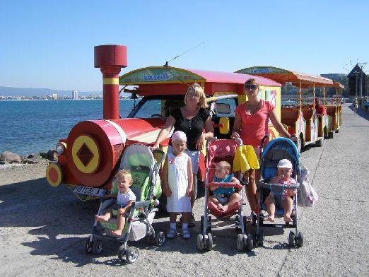 Солнечный Берег это прежде всего пляжный отдых, но это далеко не все, что может предложить этот болгарский курорт!