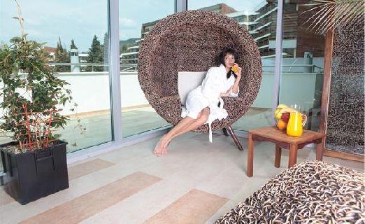В отеле Добруджа действует крупнейший в Болгарии бальнеологический центр