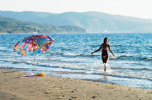 Курорт Албена находится на территории заповедника Балтата и по праву считается самым современным курортом на болгарском побережье