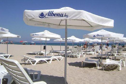 Курорт Албена включен в каталог экологически чистых движением Голубой флаг
