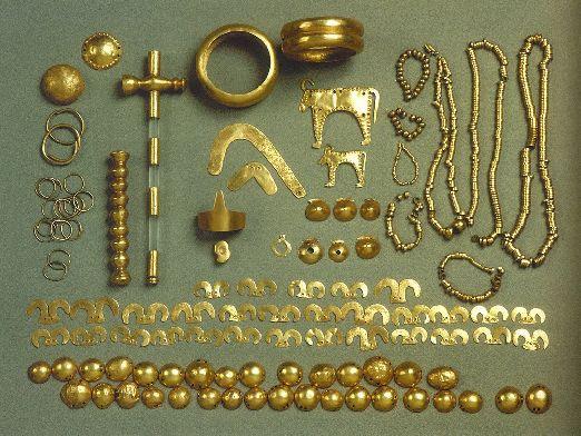 Археологический музей Варны обладает, возможно, старейшим золотом в мире